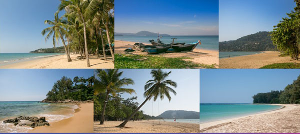 Thailand : Beaches of Phuket revitalised in the new normal