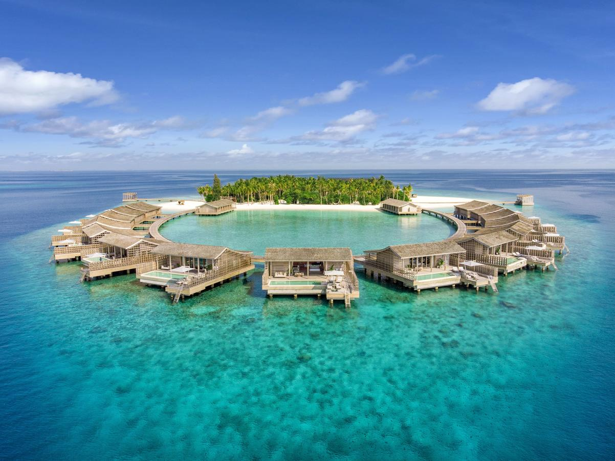 Maldives popular holiday in 2020