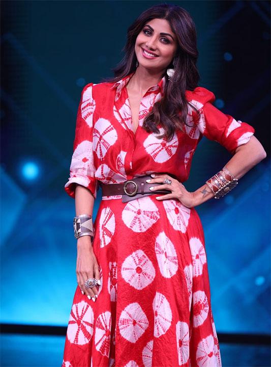 Shilpa Shetty Transcript Super Dancers Chapter 4