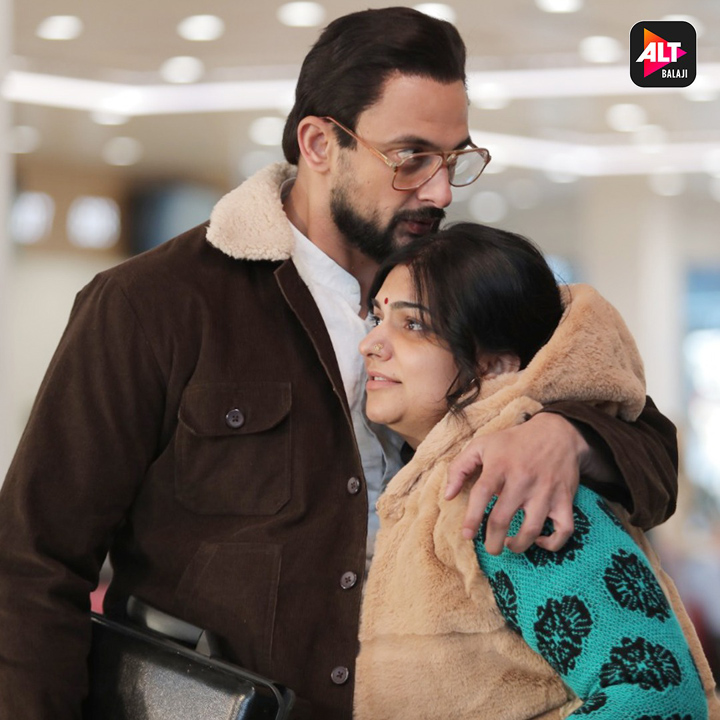 ALTBalaji's Apharan 2 behind-the-scenes directly from Serbia creates more excitement amongst fans!