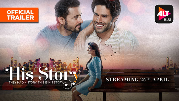 ALTBalaji and ZEE5 launch of their urban relationship drama, His Storyy! – See Trailer