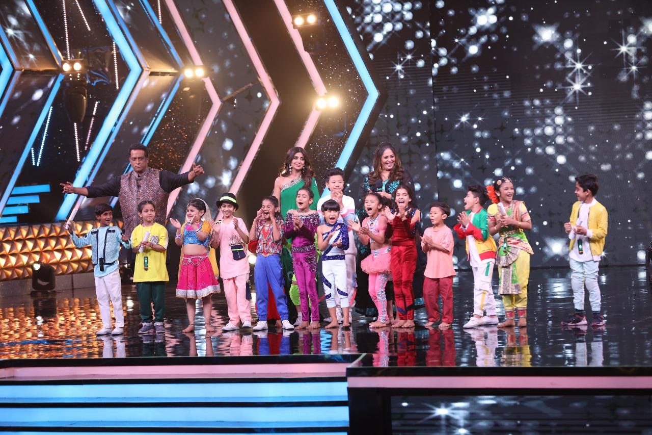 Super Dancer Chapter 4 Gets its 'SUPER 13' contestants