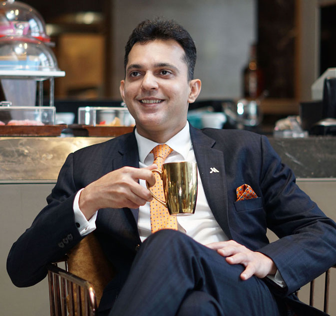 Indore Marriott Hotel is delighted to welcome Rishi Kumar as General Manager