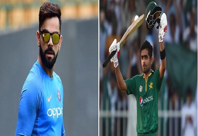 ICC ODI Rankings 2021 : वनडे में कोहली को झटका, बाबर आजम बने नंबर-1 बल्लेबाज