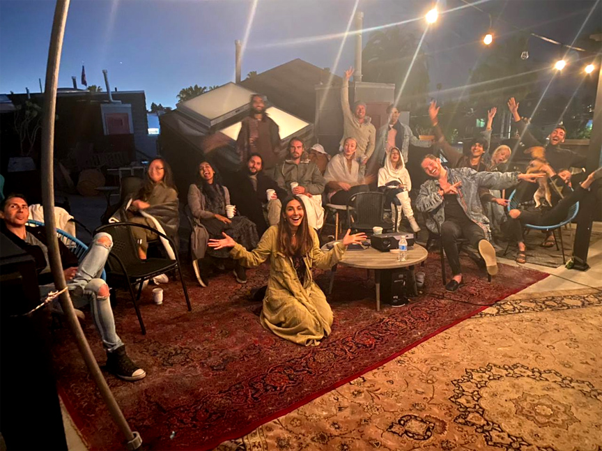 Monica Dogra hosts a special screening of ALTBalaji's 'The Married Woman' in Los Angeles!