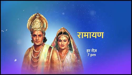 On Popular Demand Ramayan telecasted on Star Bharat every day at 7pm!