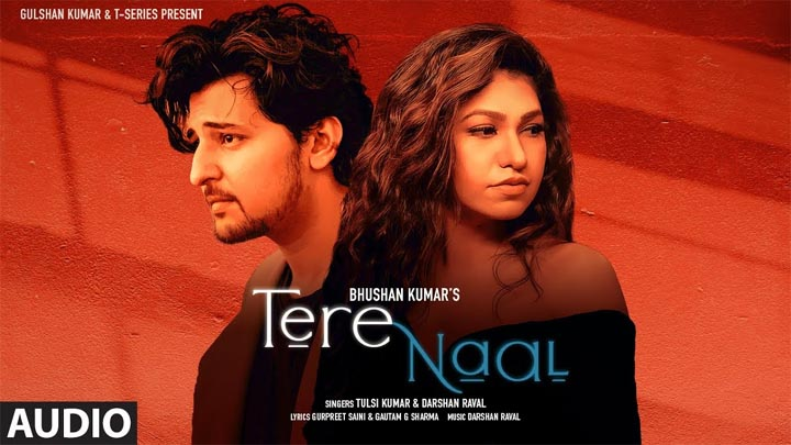 After the success of 'Tere Naal', Tulsi Kumar & Darshan Raval – See video