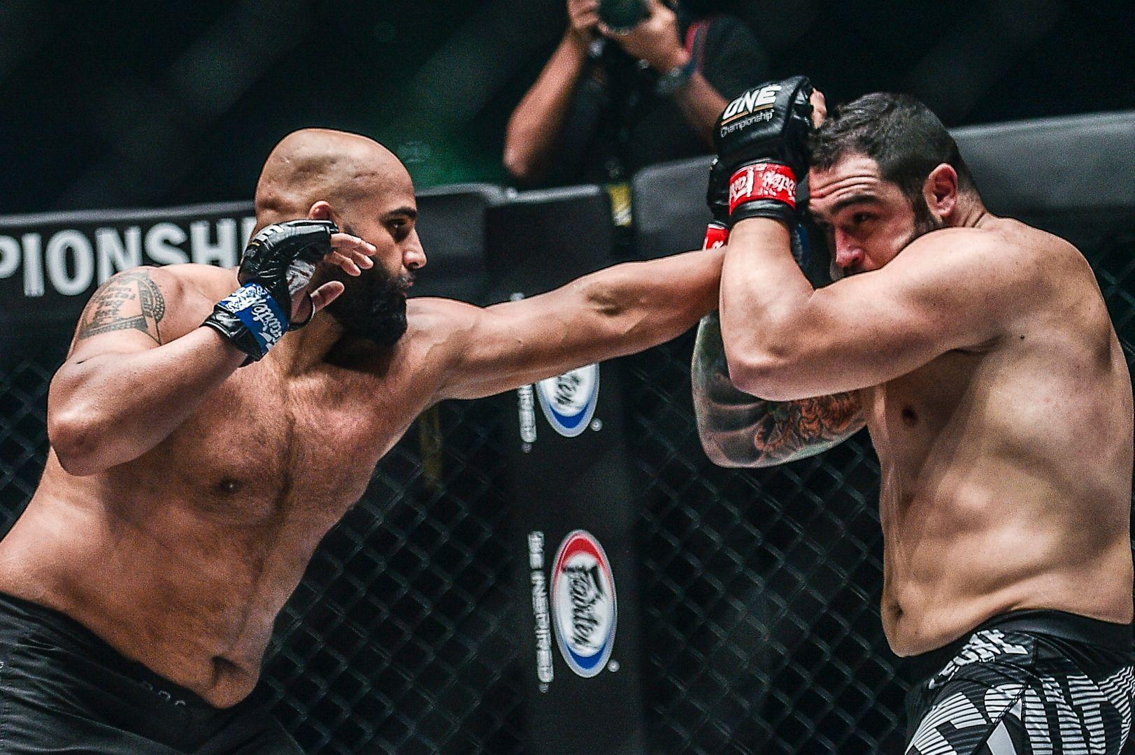Heavyweight World Champ Arjan Bhullar Says He Beats Francis Ngannou in Fantasy Matchup