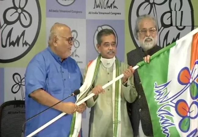 West Bengal : पूर्व राष्ट्रपति प्रणब मुखर्जी के बेटे ने थामा TMC का दामन
