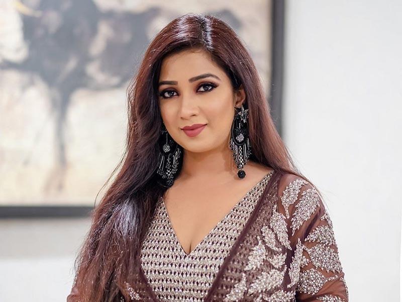 Shreya Ghoshal to promote Star Plus' upcoming show Zindagi Mere Ghar Aana