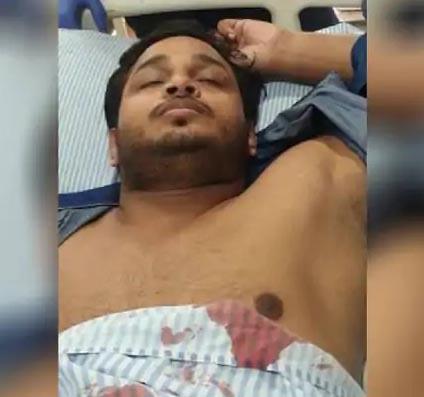 मध्य प्रदेश: इंदौर में शराब कारोबारी को गोली मारी, हालत नाजुक