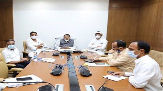MP: 225 करोड़ की लागत से वेयर हाउस के गोदामों का होगा उन्नयन : खाद्य मंत्री सिंह