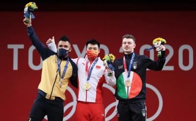Tokyo olympics 2021 : पोडियम पर अस्थायी रूप से मास्क हटा सकते हैं खिलाड़ी