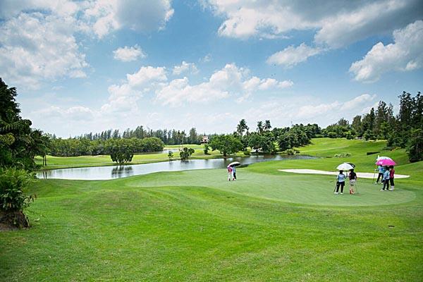 Bangkok : Thailand a favourite golfing destination for Indian golfers