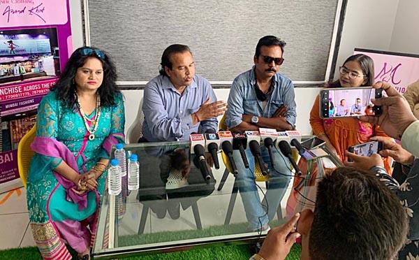 Mumbai Fashions indore: 'मुंबई फैशन' इंदौर में खोलेगा नई फ्रेंचाइज़ी 'कट्स एंड कर्व्स'