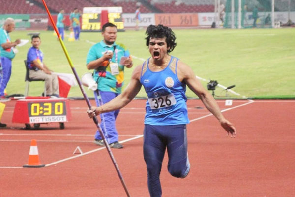 टोक्यो ओलंपिक में भारत ने जीता पहला गोल्ड मैडल, नीरज चोपड़ा ने इतिहास रच दिया