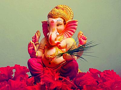 Ganesh Chaturthi 2021 : गणेश चतुर्थी के दिन आरती पढ़ने से पूरे होंगे सारे काम