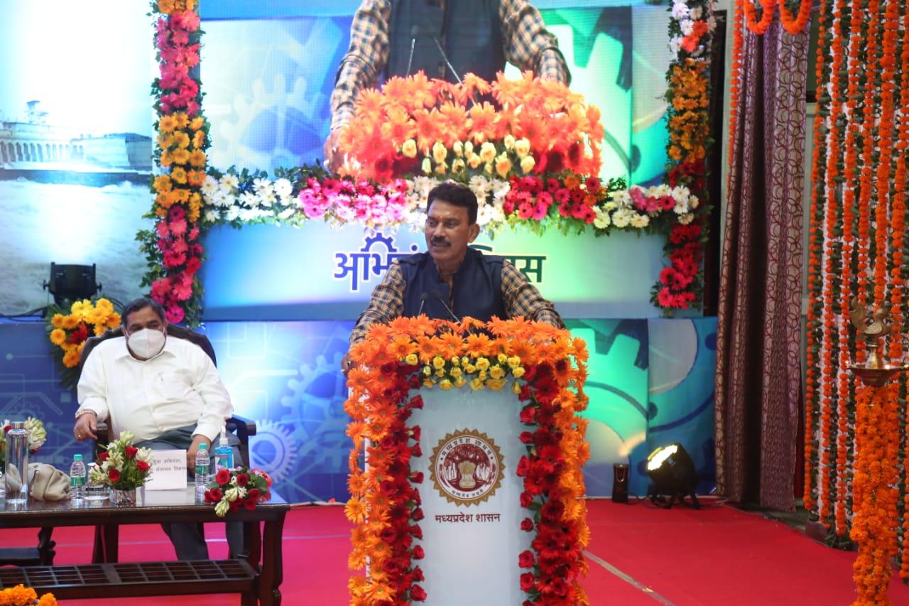 MP# भारत रत्न विश्वेश्वरैया के बताए रास्ते पर चलकर प्रदेश को विकास की राह पर आगे बढ़ा रहे है – मंत्री सिलावट