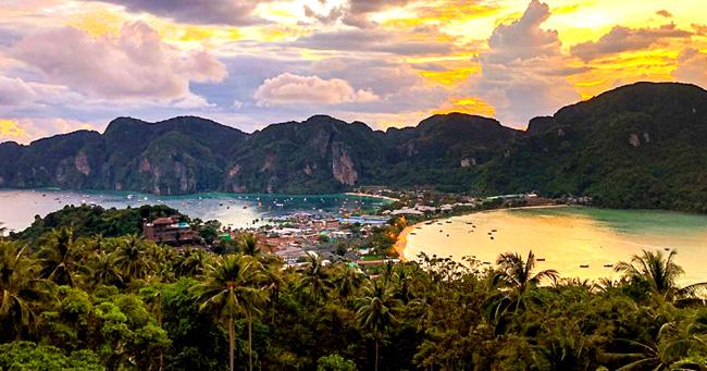 Thailand : Krabi Even More Amazing – Ko Phi Phi and Ko Ngai and Railay Beach