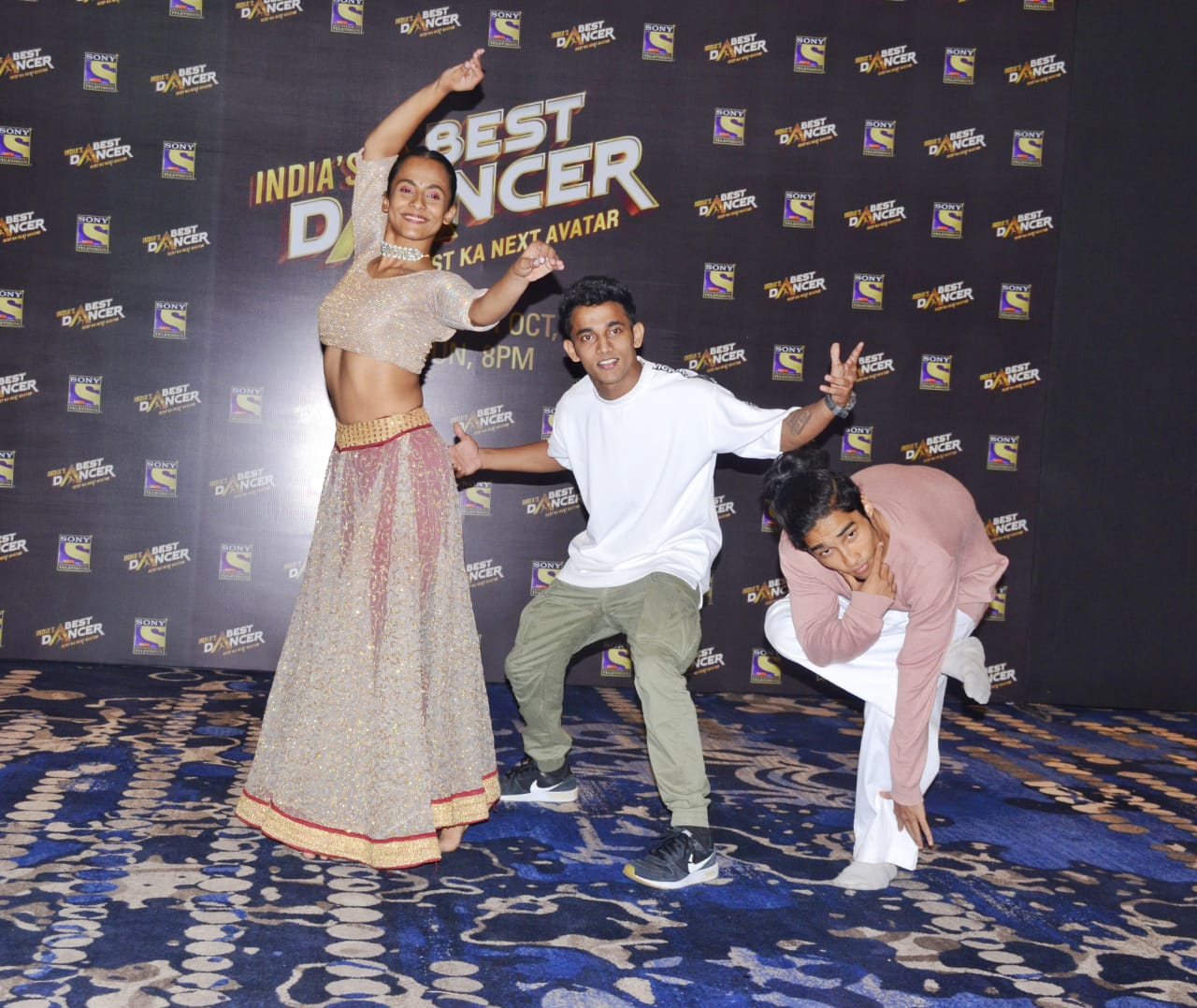 Contestants of India's Best Dancer – Season 2 bring along the flavor of #BestKaNextAvatar to Indore!