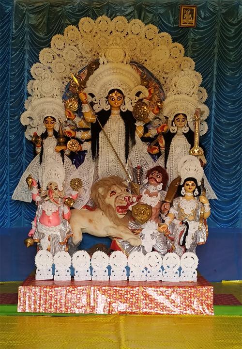 Durga Puja 2021: धूमधाम से मनाया जा रहा है कोलकाता ( kolkata ) में दुर्गा पूजा