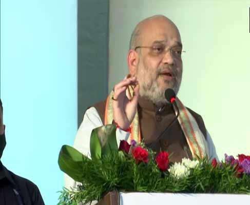 गोवा में डबल इंजन सरकार लाने के लिए भाजपा को वोट दें : गृहमंत्री अमित शाह