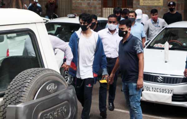 ड्रग्स मामला में आर्यन खान की जमानत याचिका खारिज